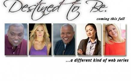 "Sophia Thomas is a Co-Producer of the pilot for an edgy new series, ""Destined to Be"" by Gregor Manns"