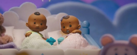Wow! Sophia Thomas voiceover in Fisher-Price national commercial!