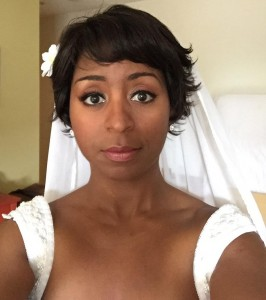 Mellody Hobson wedding - SOPHIA in still from STAR TREK WARS